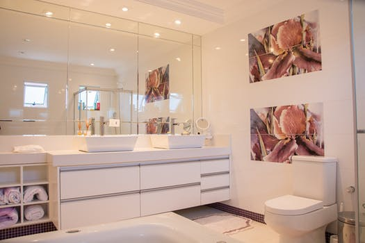 Inspiration till badrummet