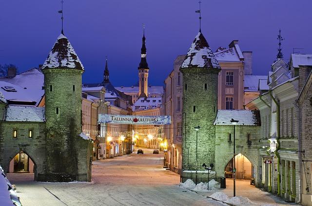 Estland: Ett prisvärt resmål